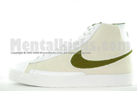 Nike blazer mid 73 Stussy clerk pack