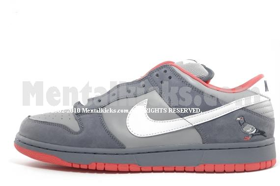 Nike Sb Dunks Pigeons