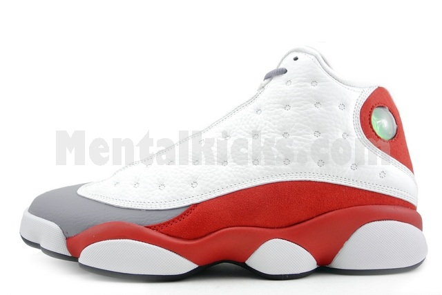 huge selection of 73b82 826f9 nike air jordan 13 retro grey toe 414571-126