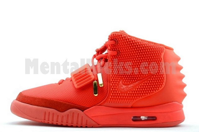 0f7e6fdc083f93 Mentalkicks.com - nike air yeezy 2 sp red october 508214-660 size 9.5