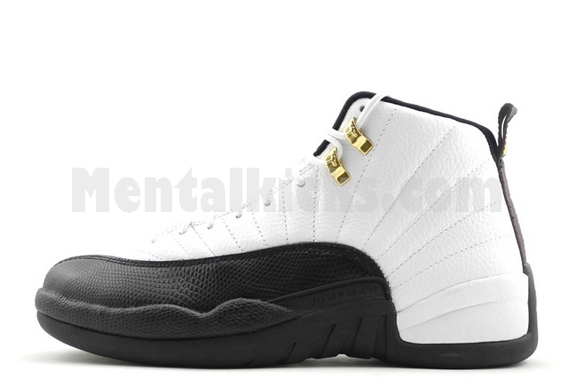 low priced classic styles official images Mentalkicks.com - nike air jordan 12 retro taxi 130690-125
