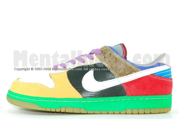 big sale 1a80b d5a9e nike dunk low ID sole collector