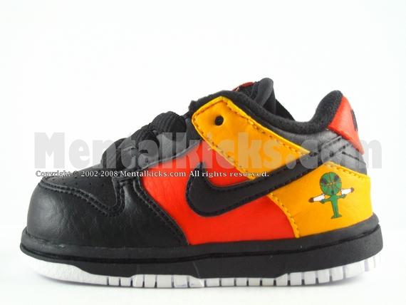 Nike dunk SB baby raygun mental_therapy