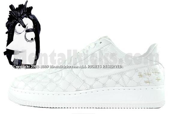 Nike 1world Air Force Crazy One Michael By Lau Nm80vnOywP