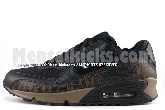 Nike air max 90 powerwall black laser tier 0