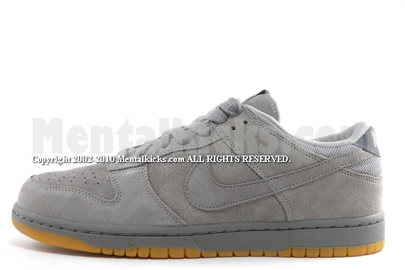 nike dunk low all white