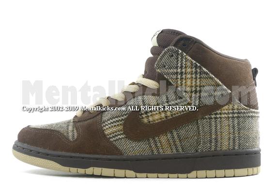 online retailer a874b b9d51 ... real nike dunk high pro sb tweed f09d8 bf40d ...