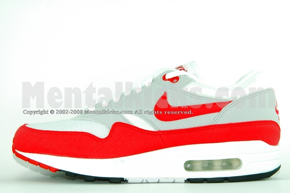 mentalkicks 100% authentic nike air max 1 HOA powerwall