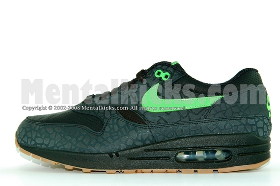 reputable site efd2b 76fbf nike air max 1 hufquake by huf