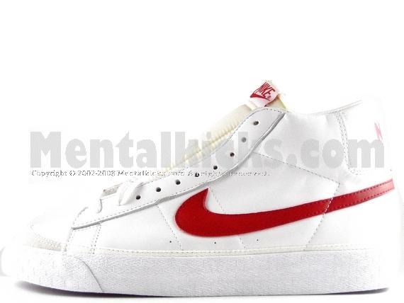Nike Blazers White
