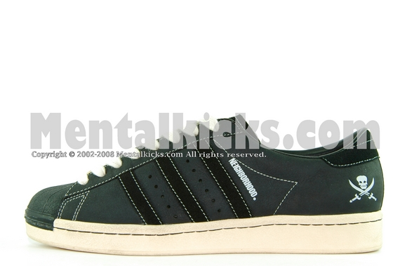 adidas superstar 35th anniversary neighborhood